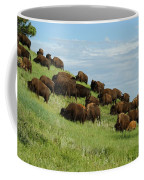 Buffalo Herd Coffee Mug