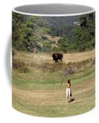 Buffalo Hunt Coffee Mug