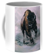 Buffalo Stampede Coffee Mug