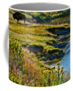 Buffalo River Bank Coffee Mug