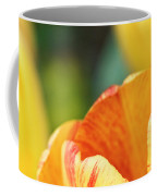 Bug View Of Tulip Coffee Mug