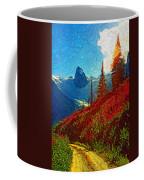Bugaboos Evening Impasto Coffee Mug