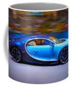 Bugatti Chiron 2 Coffee Mug