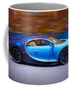 Bugatti Chiron 3 Coffee Mug