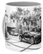 Bugatti Chiron 5 Coffee Mug