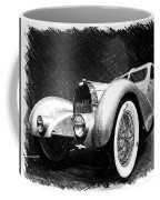 Bugatti Type 57 Aerolithe Coffee Mug