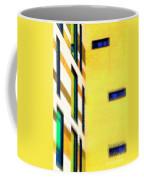 Building Block - Yellow Coffee Mug