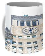Building Closeup In Manhattan 12 Coffee Mug