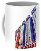 Building Closeup In Manhattan 15 Coffee Mug