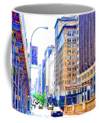 Building Closeup In Manhattan 18 Coffee Mug