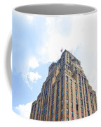 Building Closeup In Manhattan 2 Coffee Mug