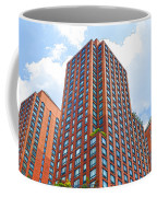 Building Closeup In Manhattan 6 Coffee Mug