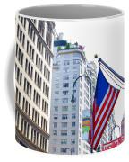 Building Closeup In Manhattan 9 Coffee Mug
