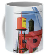 Buildings Abstraction Coffee Mug