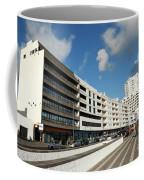 Buildings In Ponta Delgada Coffee Mug