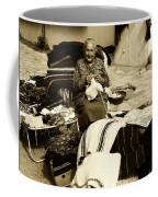 Bulgarian Market Lady Coffee Mug