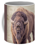 Bull Bison Coffee Mug