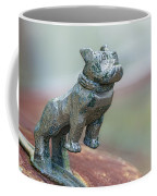 Bull Dog Hood Ornament Coffee Mug