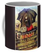 Bull Durham Smoking Tobacco Coffee Mug