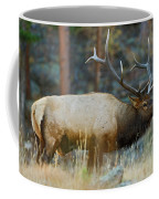 Bull Elk 6x6 Coffee Mug