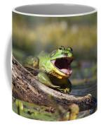 Bull Frog Coffee Mug