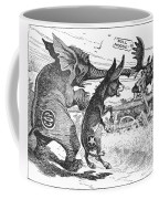 Bull Moose Campaign, 1912 Coffee Mug by Granger