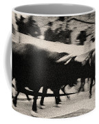 Bull Run 3 Coffee Mug