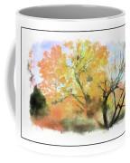 Bull Run Autumn Coffee Mug
