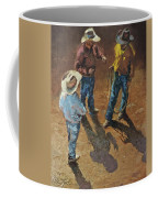 Bull Session Coffee Mug