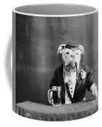 Bulldog, C1905 Coffee Mug