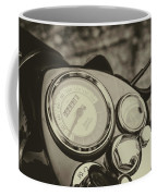 Bullet Speedometer Coffee Mug