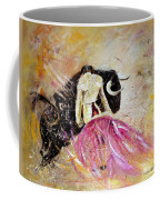 Bullfight 74 Coffee Mug