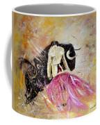 Bullfight 74 Coffee Mug