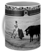 Bullfighting 22b Coffee Mug