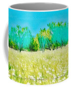 Texas Bull Nettle Coffee Mug