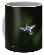 Bumble Bee Hovering Coffee Mug