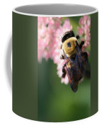 Bumble From Above Coffee Mug