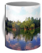 Bundek Park Zagreb Coffee Mug
