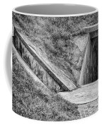 Bunkers At Foort Pulasi Coffee Mug