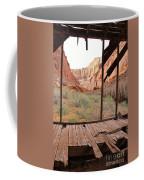 Bunkhouse View 3 Coffee Mug