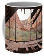 Bunkhouse View 4 Coffee Mug