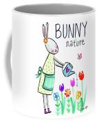 Bunny Nature Coffee Mug