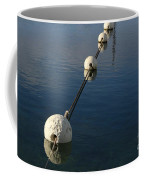 Buoys In Aligtnment Coffee Mug