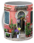 Burano Flower Shop Coffee Mug