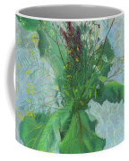 Burdock Leaves  Coffee Mug