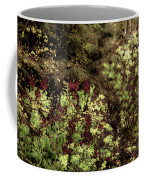 Burgandy Liliacs II Coffee Mug