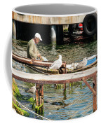 Burgazada Island Fisherman Coffee Mug