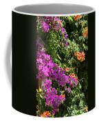 Burgazada Island Flower Color Coffee Mug