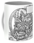 Burgkmair - Maximilian Coffee Mug
