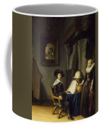 Burgomaster Hasselaar And His Wife Coffee Mug